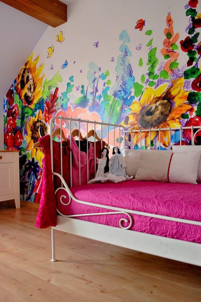 pokój dziecięcy - aranżacja