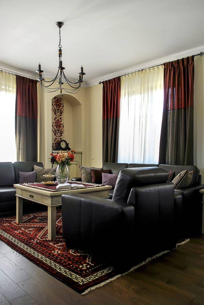tradycyjny salon